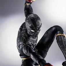 S.H.Figuarts Spider-Man: No Way Home Spider-Man Black & Gold Suit Special Set