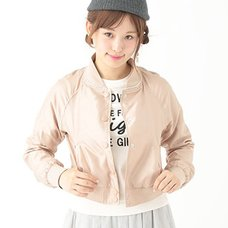 earth music&ecology Laced Blouson
