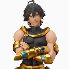 Fate/Grand Order -Divine Realm of the Round Table: Camelot- Paladin; Agateram Ozymandias Premium Perching Figure