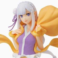 Re:Zero -Starting Life in Another World- Emilia: Wind God Ver. Super Premium Figure