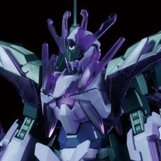HGBF Gundam Build Fighters Honoo Try 1/144 Scale Transient Gundam Glacier