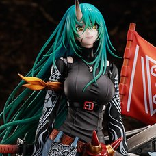 Arknights Hoshiguma: Hunting Ronin 1/7 Scale Figure