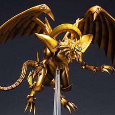 Yu-Gi-Oh! Duel Monsters The Winged Dragon of Ra Egyptian God Statue