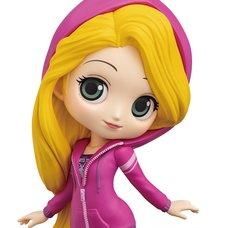 Q Posket Disney Characters Rapunzel: Avatar Style