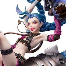 League of Legends Jinx 1/7 Scale Figure