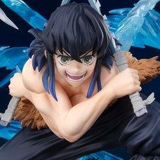 Figuarts Zero Demon Slayer: Kimetsu no Yaiba Inosuke Hashibira Beast Breathing