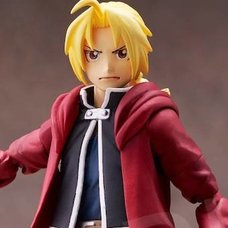 BUZZmod Fullmetal Alchemist: Brotherhood Edward Elric 1/12 Scale Action Figure