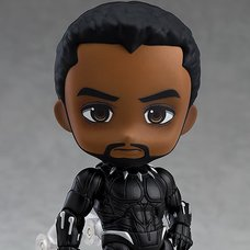 Nendoroid Avengers: Infinity War Black Panther: Infinity Edition DX Ver.