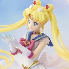 Figuarts Zero chouette Pretty Guardian Sailor Moon Eternal the Movie Super Sailor Moon -Bright Moon & Legendary Silver Crystal-