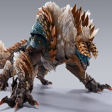 S.H.MonsterArts Monster Hunter World: Iceborne Zinogre