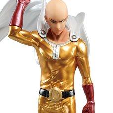 DXF One-Punch Man Saitama: Metallic Color Premium Figure