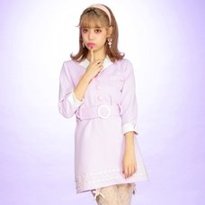Swankiss Doll Cherry Dress