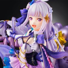 Re:Zero -Starting Life in Another World- Emilia: Idol Ver. 1/7 Scale Figure