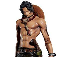 One Piece Banpresto Chronicle Master Stars Piece Portgas D. Ace