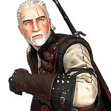The Witcher 3: Wild Hunt Geralt Manticore Figure