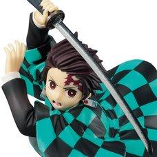 Ichibansho Figure Demon Slayer: Kimetsu no Yaiba Proceed with Unbreakable Heart and Sword Tanjiro Kamado