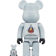 BE@RBRICK Space Shuttle 100% & 400%