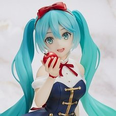 Wonderland Figure Hatsune Miku: Snow White