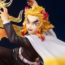 Figuarts Zero Demon Slayer: Kimetsu no Yaiba Kyojuro Rengoku Flame Breathing