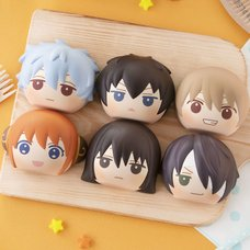 Fluffy Squeeze Bread Gintama Box Set