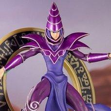 Yu-Gi-Oh! Dark Magician PVC Statue: Purple Variant