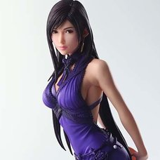 Static Arts Final Fantasy VII Remake Tifa Lockhart: Dress Ver.