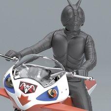 Mecha Collection Kamen Rider: New Cyclone