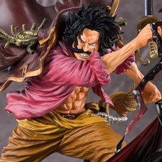 Figuarts Zero One Piece Gol D. Roger Kamusari