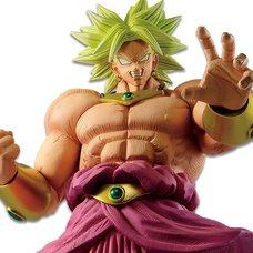 Ichibansho Figure Dragon Ball Vs Omnibus Z Legendary Super Saiyan Broly