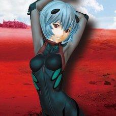 Evangelion: 3.0+1.0 Rei Ayanami (Tentative Name) Limited Premium Figure