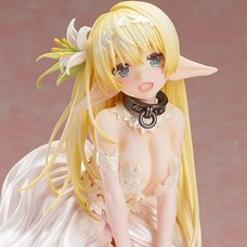 How NOT to Summon a Demon Lord Ω Shera L. Greenwood: Wedding Dress 1/7 Scale Figure