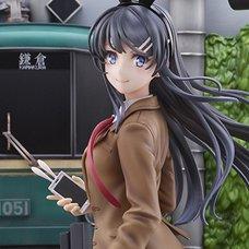 Rascal Does Not Dream of Bunny Girl Senpai Mai Sakurajima: Enoshima Ver. 1/7 Scale Figure
