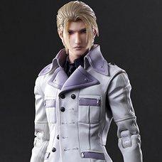 Play Arts Kai Final Fantasy VII Remake Rufus Shinra