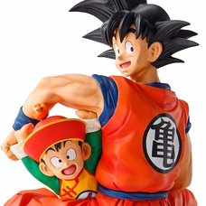 Ichibansho Figure Dragon Ball Z Goku & Gohan