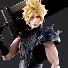 Play Arts Kai Final Fantasy VII Remake Cloud Strife Ver. 2