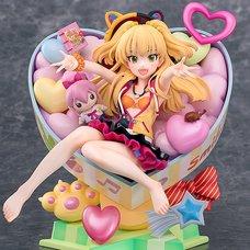 The Idolm@ster Cinderella Girls Rika Jougasaki: Charisma Chibi Girl Ver. 1/8 Scale Figure