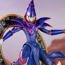 Yu-Gi-Oh! Dark Magician PVC Statue: Blue Variant