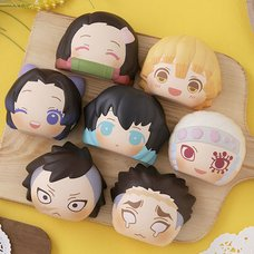 Fluffy Squeeze Bread Demon Slayer: Kimetsu no Yaiba Vol. 3 Box Set