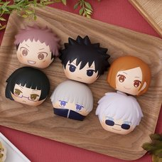 Fluffy Squeeze Bread Jujutsu Kaisen Box Set