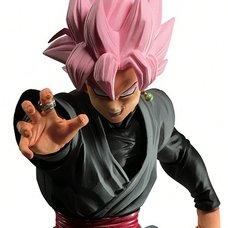 Ichibansho Figure Dragon Ball Super Goku Black Super Saiyan Rose