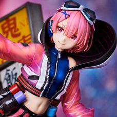 Re:Zero -Starting Life in Another World- Ram: Neon City Ver. 1/7 Scale Figure