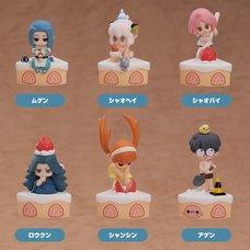 The Legend of Hei Collectible Figures: Happy Birthday! Box Set