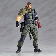 Revol Mini 015: Venom Snake (Olive Drab Combat Fatigues Ver.)   Metal Gear Solid V: The Phantom Pain