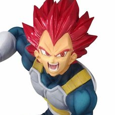 Dragon Ball Z Blood of Saiyans Special Ver. Vol. 7: Super Saiyan God Vegeta
