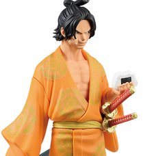 One Piece Magazine Figure -Piece of a Dream No. 2- Vol. 1: Portgas D. Ace