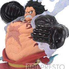 One Piece Wano Country King of Artist: Monkey D. Luffy Gear Fourth