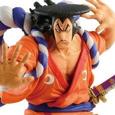 One Piece King of Artist: Oden Kozuki