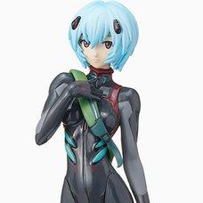 Evangelion: 3.0+1.0 Thrice Upon a Time Rei Ayanami (Tentative Name) Super Premium Figure