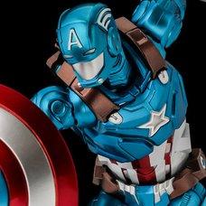 Fighting Armor Marvel Captain America
