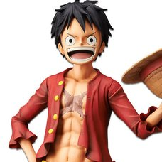 One Piece Grandista Nero Monkey D. Luffy (Re-run)
